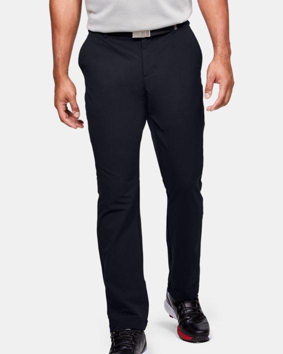UA Tech Tapered Pant, Black, pdpMainDesktop image number 1