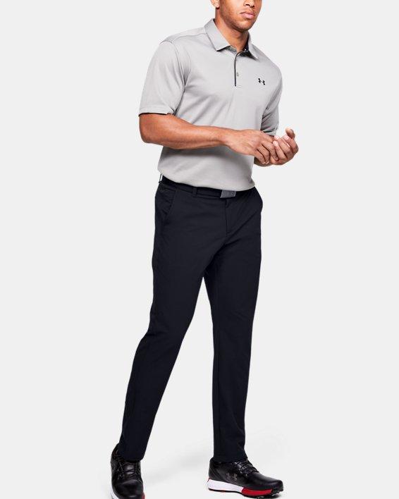 UA Tech Tapered Pant, Black, pdpMainDesktop image number 0