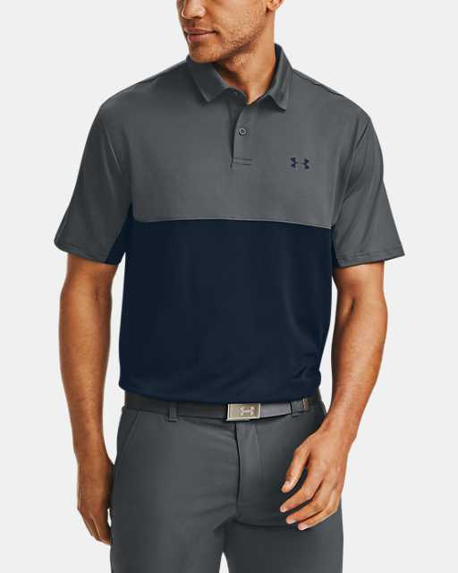 foso escritorio Lograr  Men's Polo & Golf Shirts | Under Armour