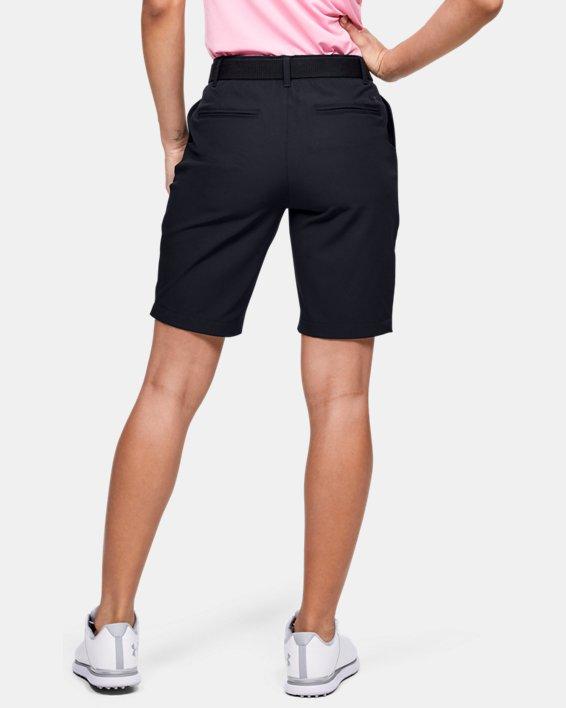 Women's UA Links Shorts, Black, pdpMainDesktop image number 1