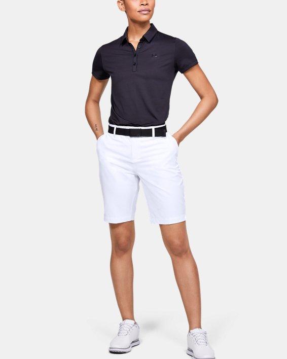 Women's UA Links Shorts, White, pdpMainDesktop image number 1