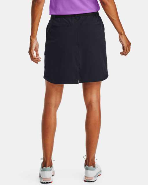 Jupe-short UA Links Woven pour femme