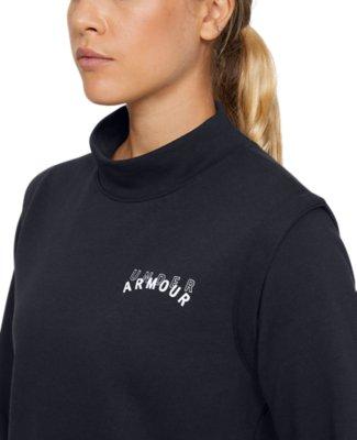 Under Armour Damen Modal Terry Novelty Crew