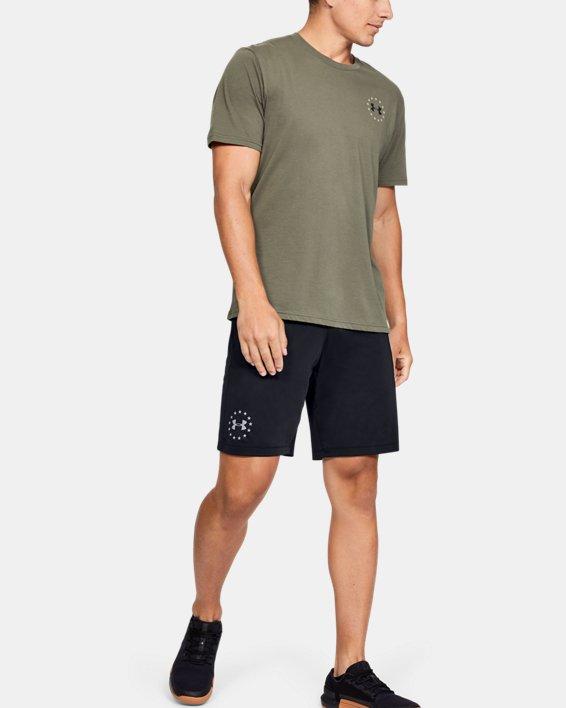 Men's UA Freedom MK-1 Shorts, Black, pdpMainDesktop image number 0