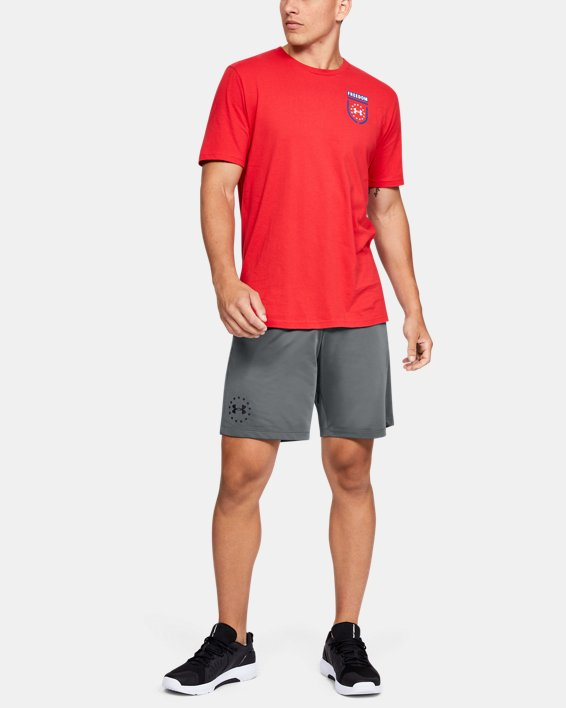 Men's UA Freedom MK-1 Shorts, Gray, pdpMainDesktop image number 0
