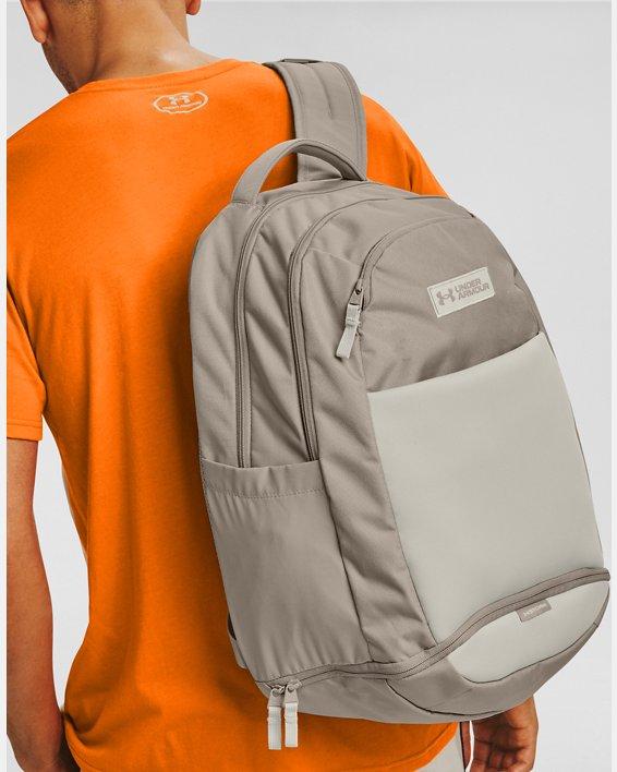 UA Recruit 3.0 Backpack, Brown, pdpMainDesktop image number 0