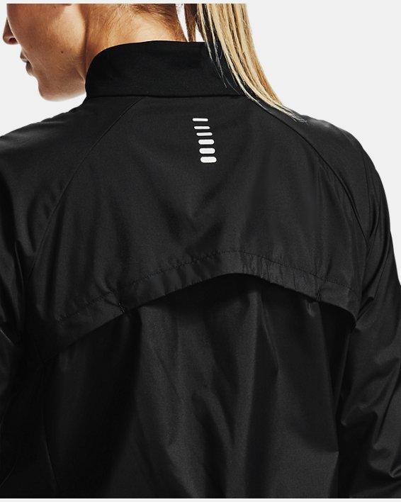 Chaqueta UA Run Insulate Hybrid para mujer, Black, pdpMainDesktop image number 3