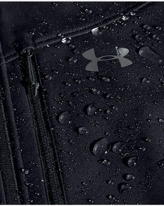 Herren ColdGear® Infrared Shield Jacke mit Kapuze, Black, pdpMainDesktop image number 4