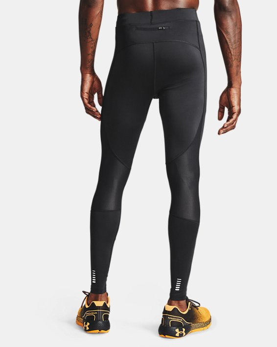 Men's UA Fly Fast HeatGear® Tights, Black, pdpMainDesktop image number 2