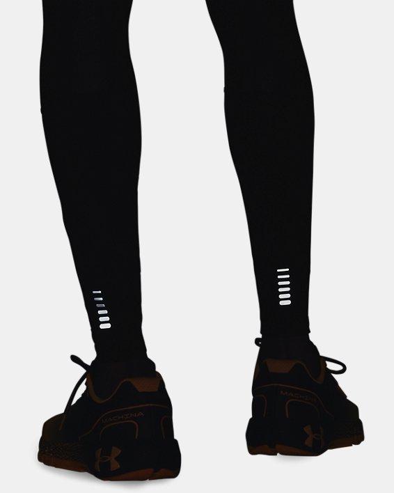 Men's UA Fly Fast HeatGear® Tights, Black, pdpMainDesktop image number 6