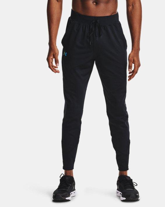 Pantalon de jogging UA RUSH™ Run pour homme, Black, pdpMainDesktop image number 0