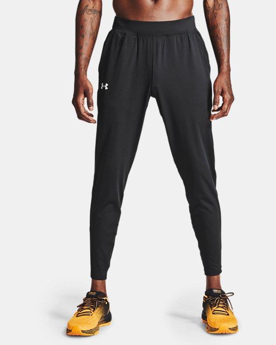 Men's UA Fly Fast HeatGear® Joggers, Black, pdpMainDesktop image number 1