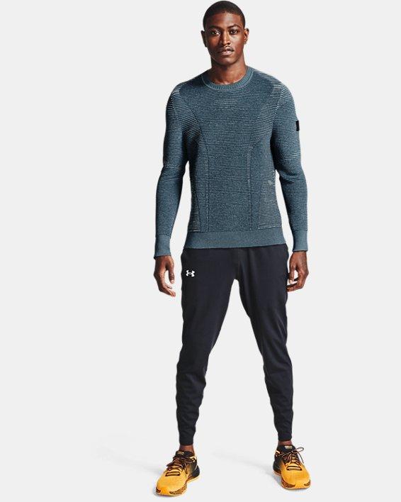Men's UA Fly Fast HeatGear® Joggers, Black, pdpMainDesktop image number 0