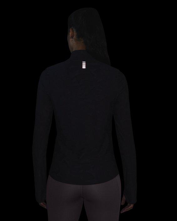 Women's UA Qualifier Explosion ½ Zip, Purple, pdpMainDesktop image number 6