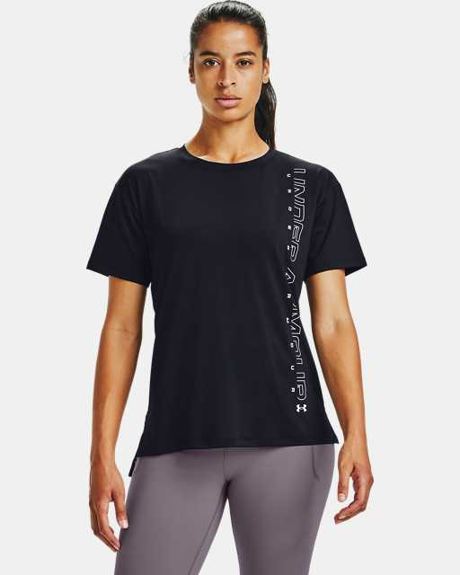 Women's UA Armour Sport Graphic Short Sleeve