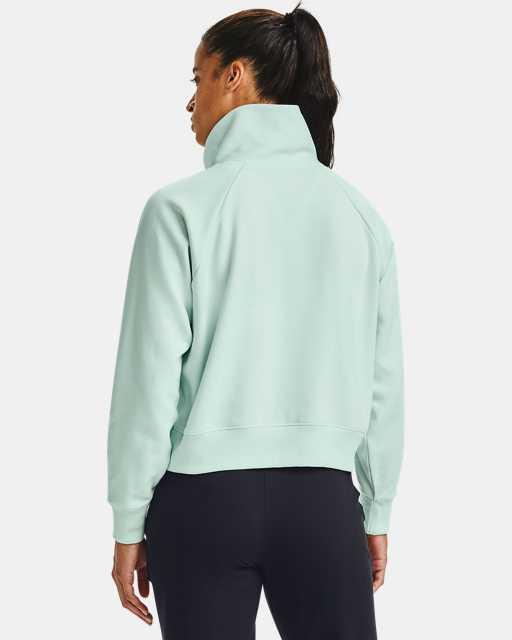 Women's UA Rival Fleece Wrap Neck