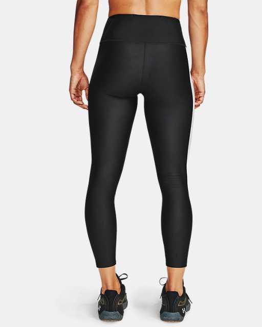 Women's HeatGear® Armour Wordmark 7/8 Leggings