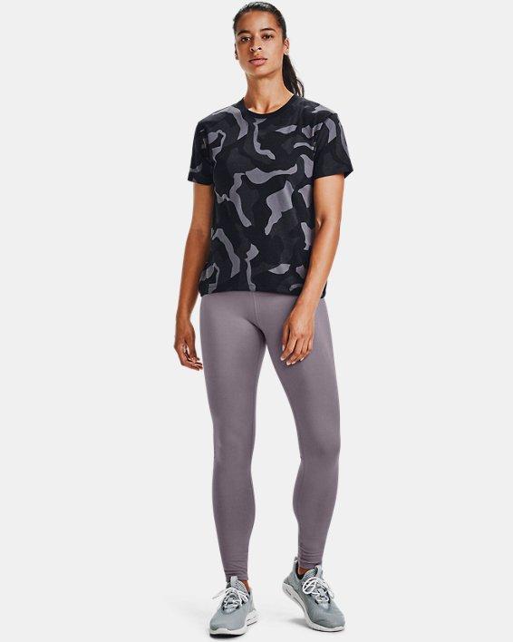 Women's UA Favorite Wordmark Leggings, Purple, pdpMainDesktop image number 1