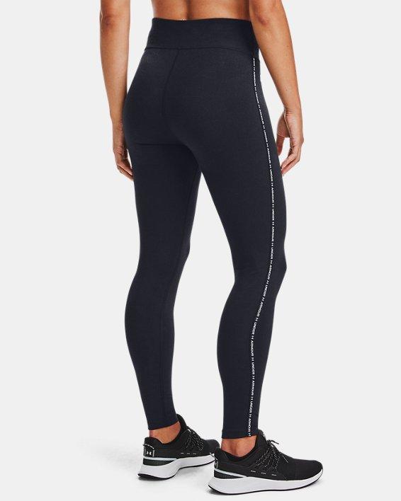 Legging UA Favorite Hi-Rise pour femme, Black, pdpMainDesktop image number 0