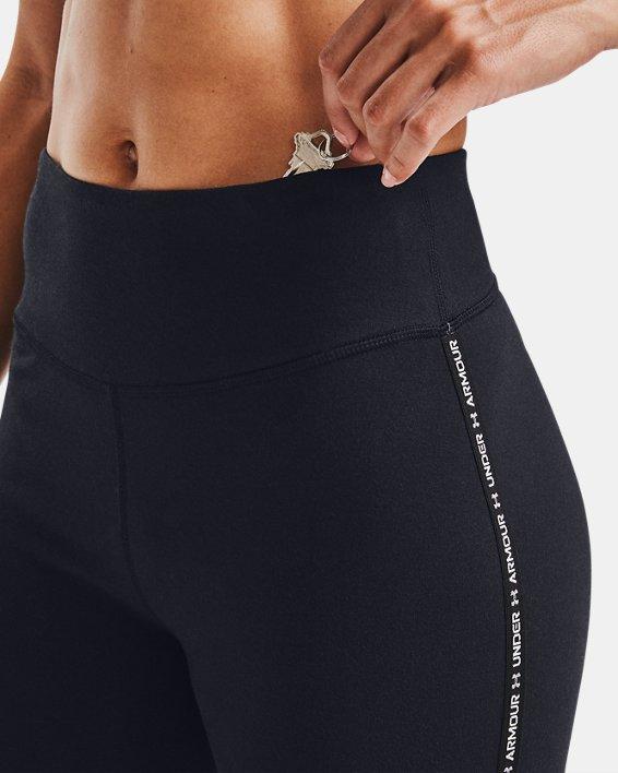 Legging UA Favorite Hi-Rise pour femme, Black, pdpMainDesktop image number 6