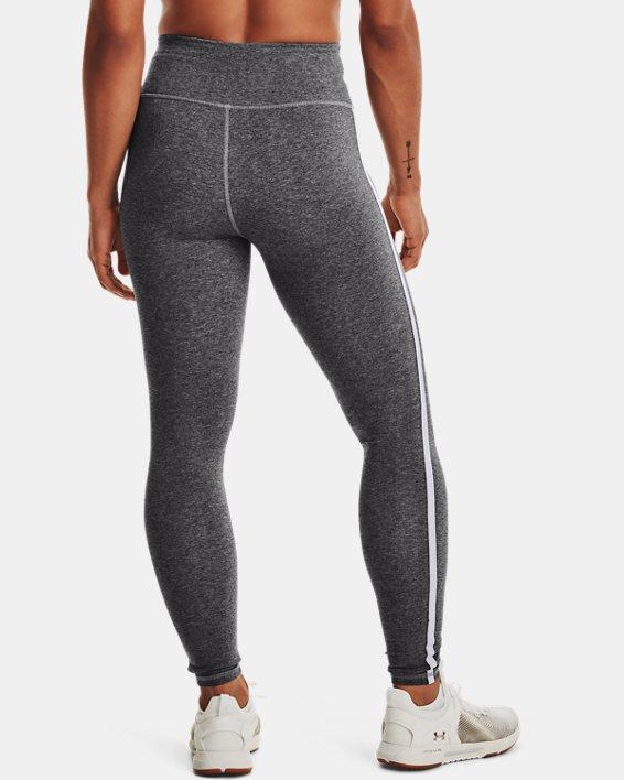 Legging UA Favorite Hi-Rise para mujer, Gray, pdpMainDesktop image number 2