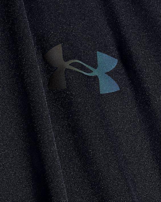 Men's UA RUSH™ HeatGear® 2.0 Compression Short Sleeve, Black, pdpMainDesktop image number 5
