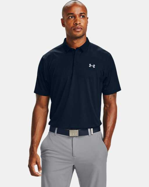 Men's UA Iso-Chill Chest Graphic Polo