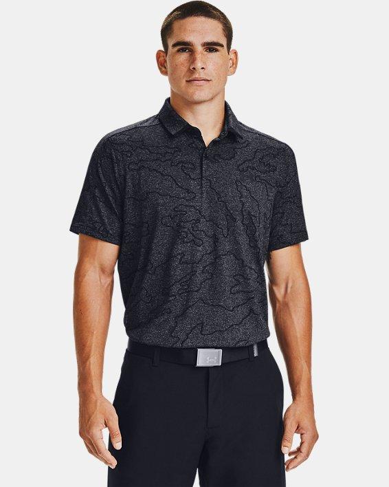 Men's UA Vanish NCG Polo, Black, pdpMainDesktop image number 0
