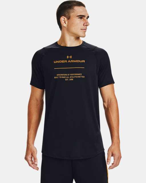 Men's UA MK-1 Graphic Short Sleeve