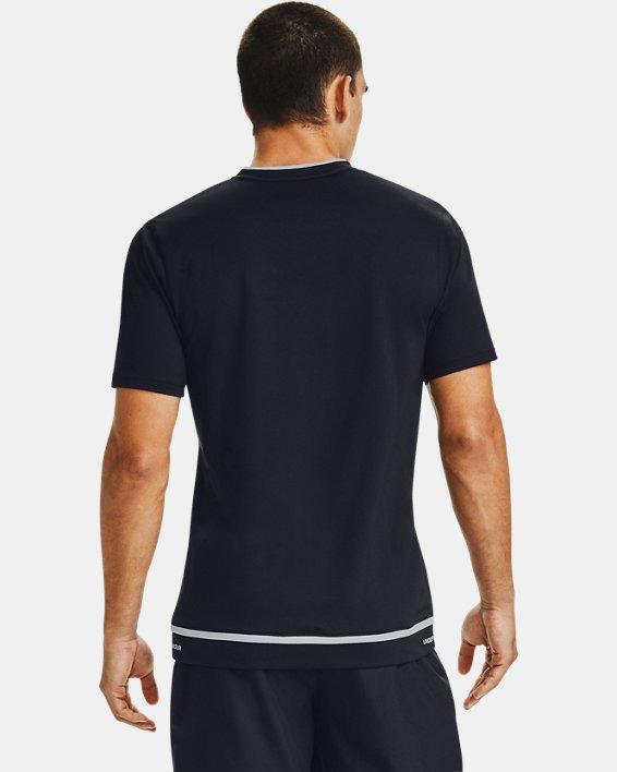 Men's UA Accelerate Premier T-Shirt, Black, pdpMainDesktop image number 2