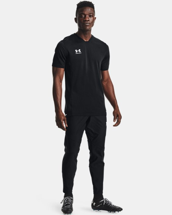 Men's UA Accelerate Premier T-Shirt, Black, pdpMainDesktop image number 0
