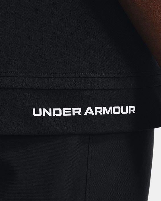 Men's UA Accelerate Premier T-Shirt, Black, pdpMainDesktop image number 3