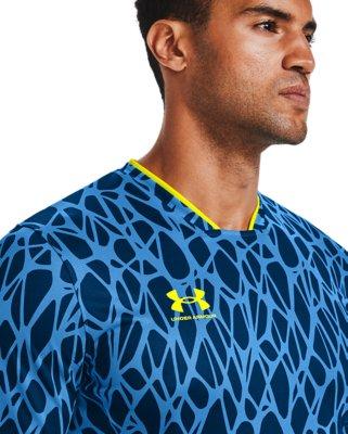 $60 Under Armour UA Accelerate Training Men Short Sleeve Shirt 1306361