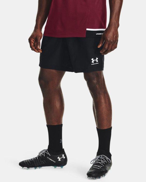Short UA Accelerate Premier pour homme, Black, pdpMainDesktop image number 0