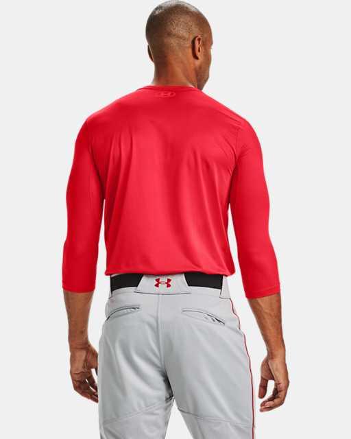 Men's UA Iso-Chill ¾ Sleeve Shirt