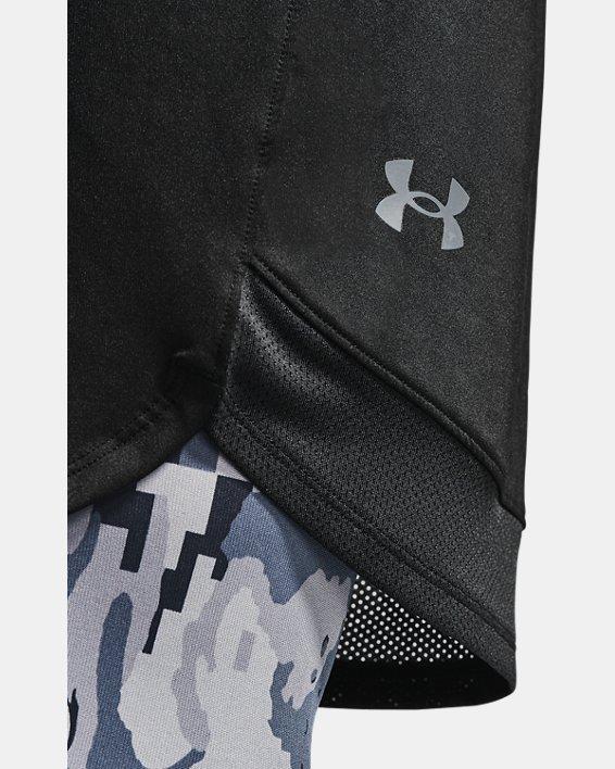 Men's UA Training Stretch Shorts, Black, pdpMainDesktop image number 3