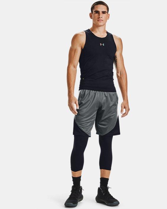 Men's UA RUSH™ Basketball Performance Tank, Black, pdpMainDesktop image number 0