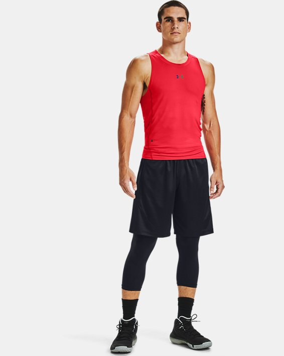 Men's UA Elevated Knit Performance Shorts, Black, pdpMainDesktop image number 0