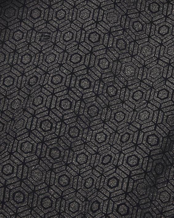 Men's UA RUSH™ Fleece ¼ Zip, Black, pdpMainDesktop image number 6