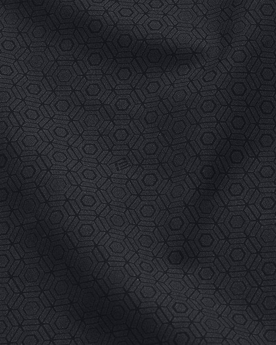 Herren UA RECOVER™ Oberteil mit durchgehendem Zip, Black, pdpMainDesktop image number 6