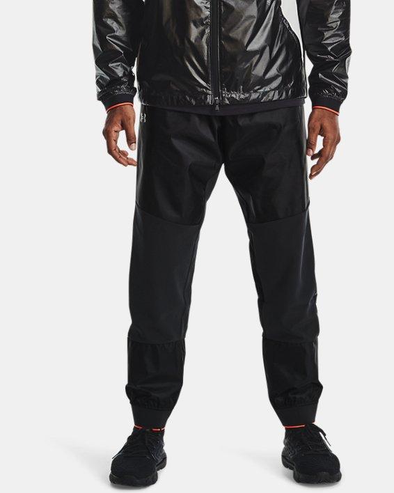 Herren UA RECOVER™ Legacy Hose, Black, pdpMainDesktop image number 1
