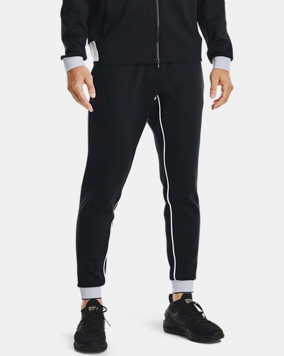 Men's UA RUSH™ Pants, Black, pdpMainDesktop image number 1