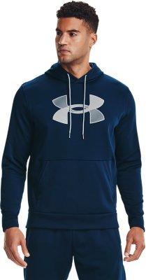 Under Armour Herren Armour Fleece Big Logo Hoodie Kapuzenpullover