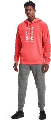 Under Armour Hommes Hoodie Rival Polaire Amp HD 1357090