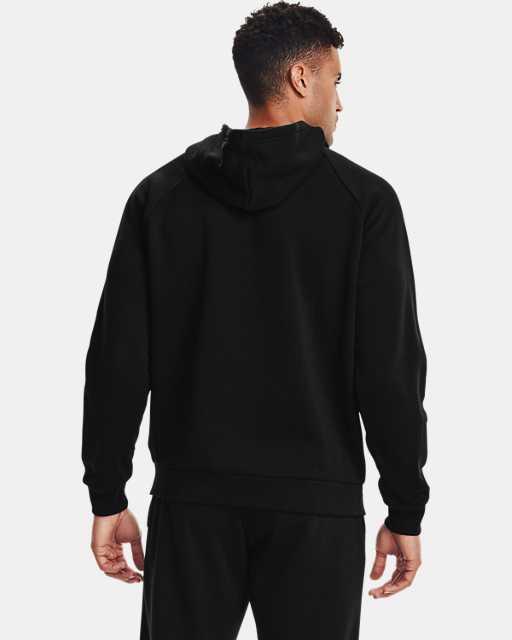 Men's UA Rival Fleece Full Zip Hoodie
