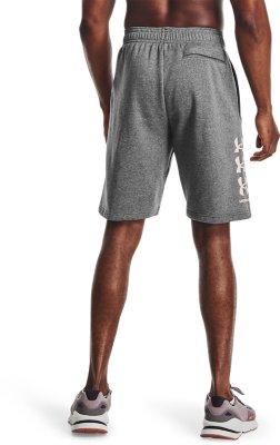 Under Armour Rival Fleece Logo Shorts Pantaloni Traspiranti Uomo