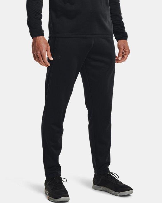 Pantalon Armour Fleece® pour homme, Black, pdpMainDesktop image number 1