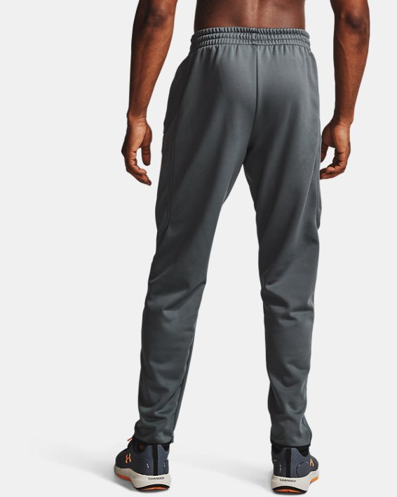 Men's Armour Fleece® Pants, Gray, pdpMainDesktop image number 1