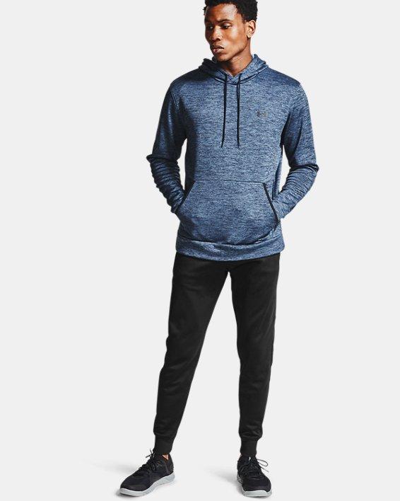Men's Armour Fleece® Joggers, Black, pdpMainDesktop image number 0