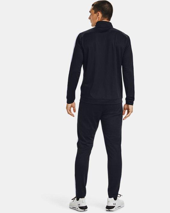 Men's UA EMEA Track Suit, Black, pdpMainDesktop image number 1